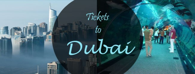 tickets to Dubai